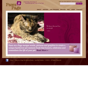 Paws on a Page