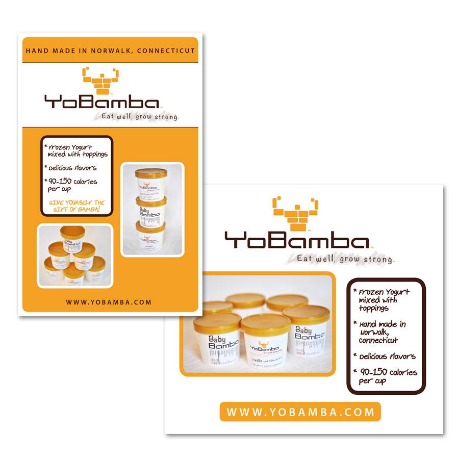YoBamba Decals